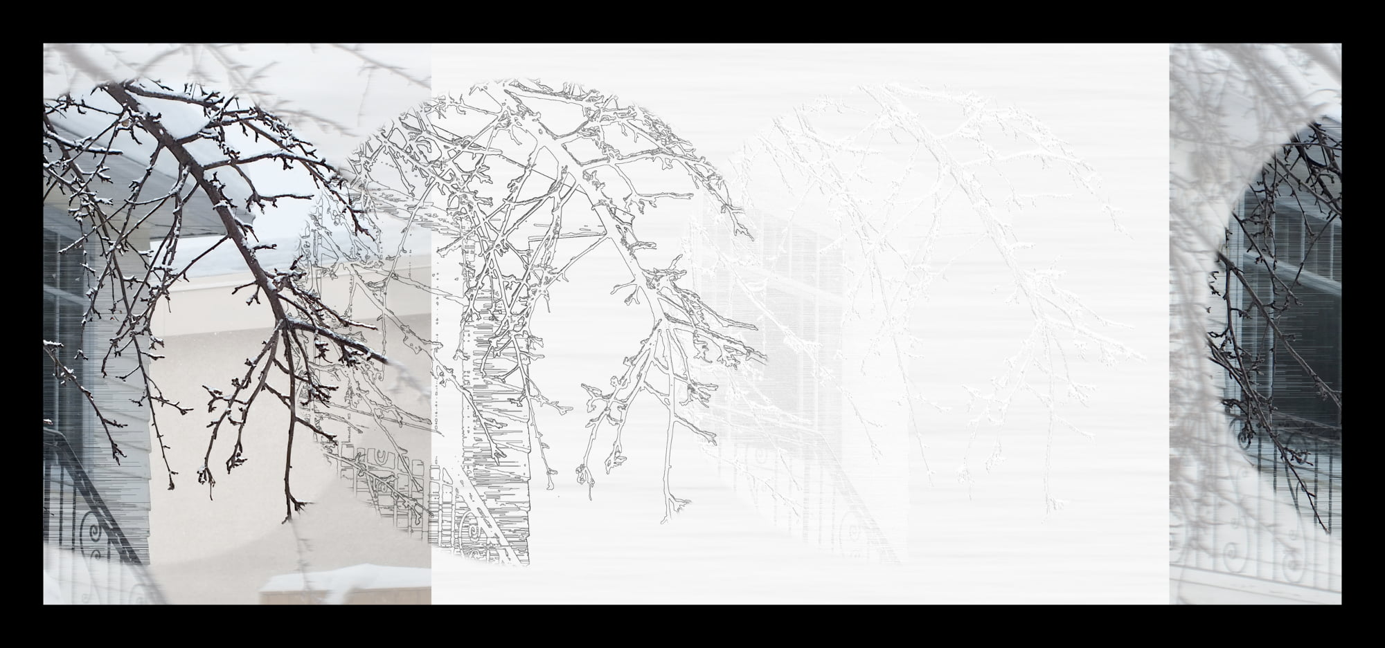 Untitled - Crab Apple Tree & House Time-breeze Reverb Below Zero DA